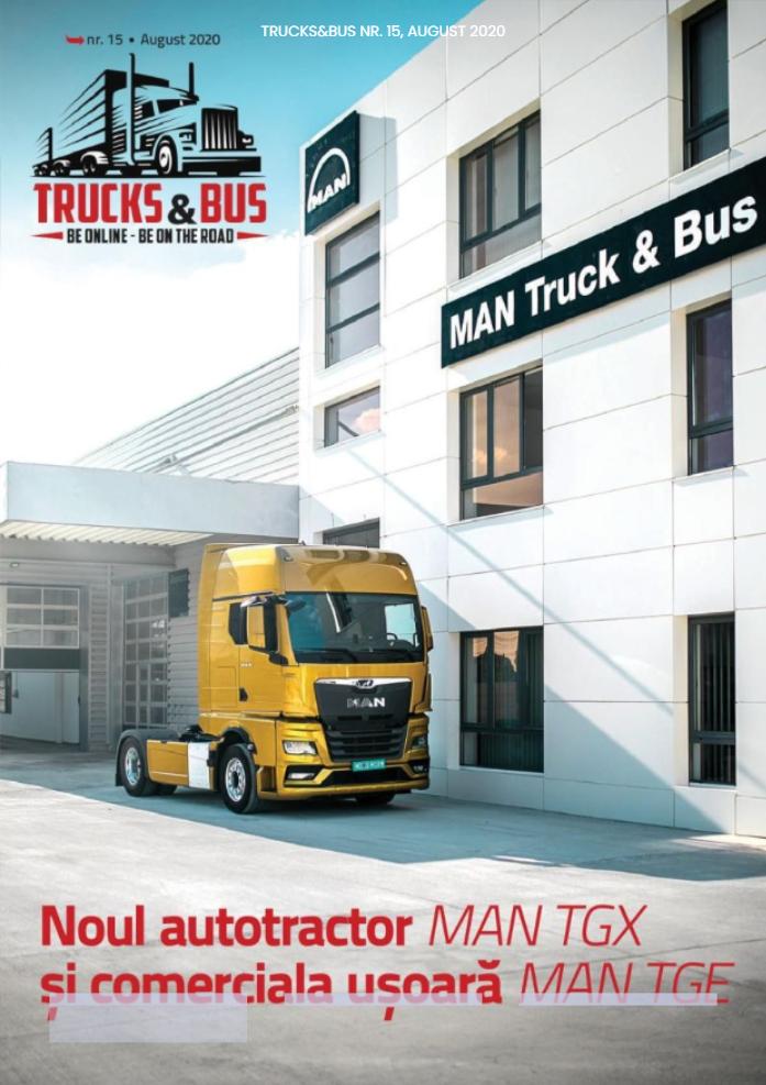 TRUCKS&BUS NR. 15